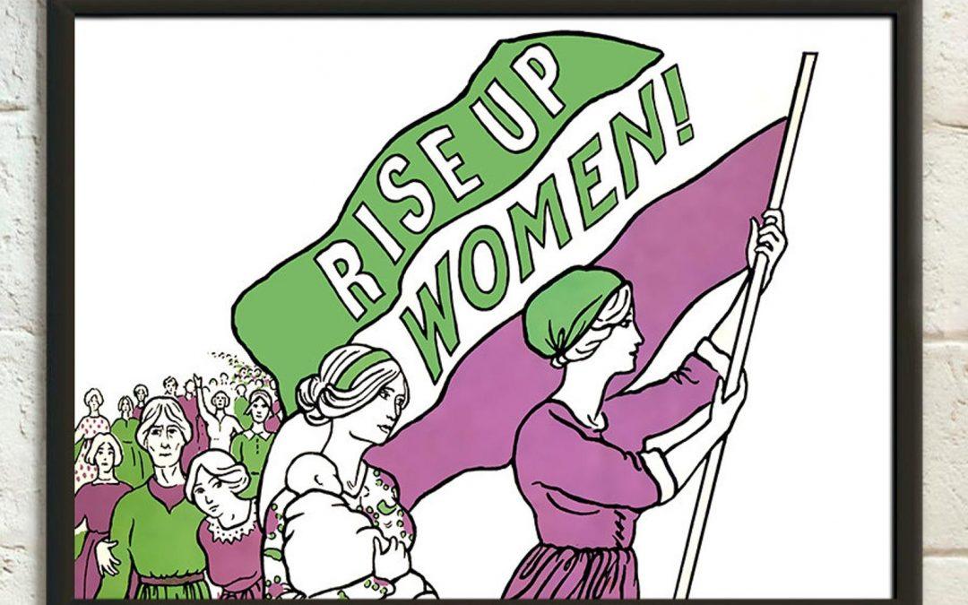 The #1 reason I won't be celebrating International Women's Day!